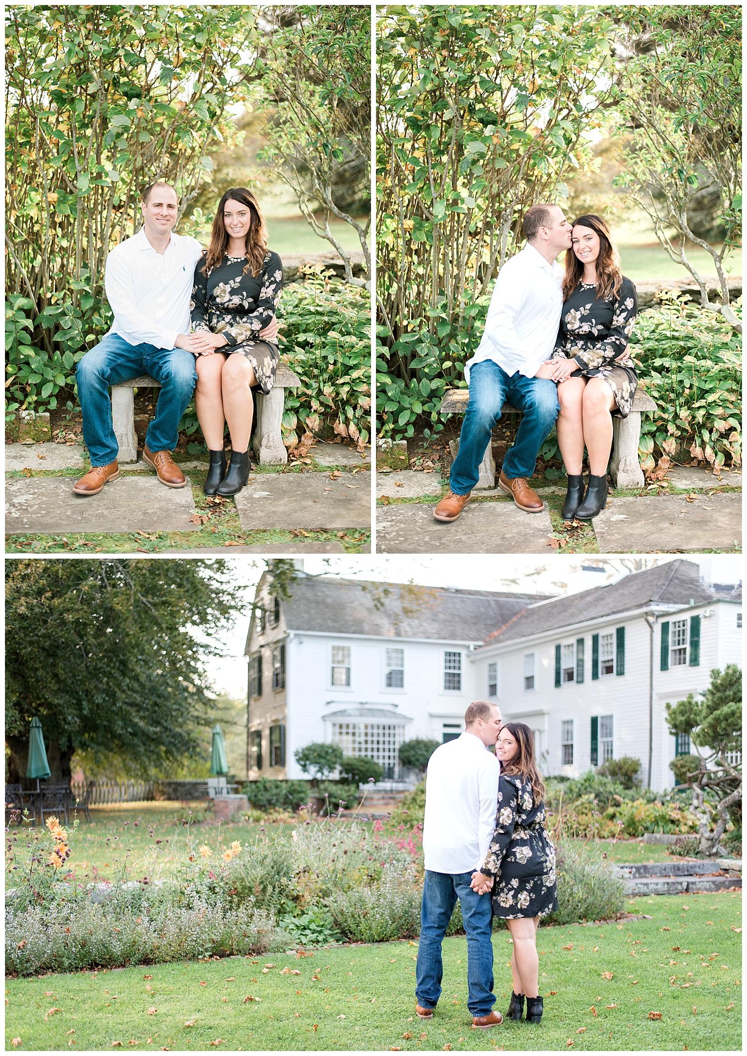 RI engagement Photographe