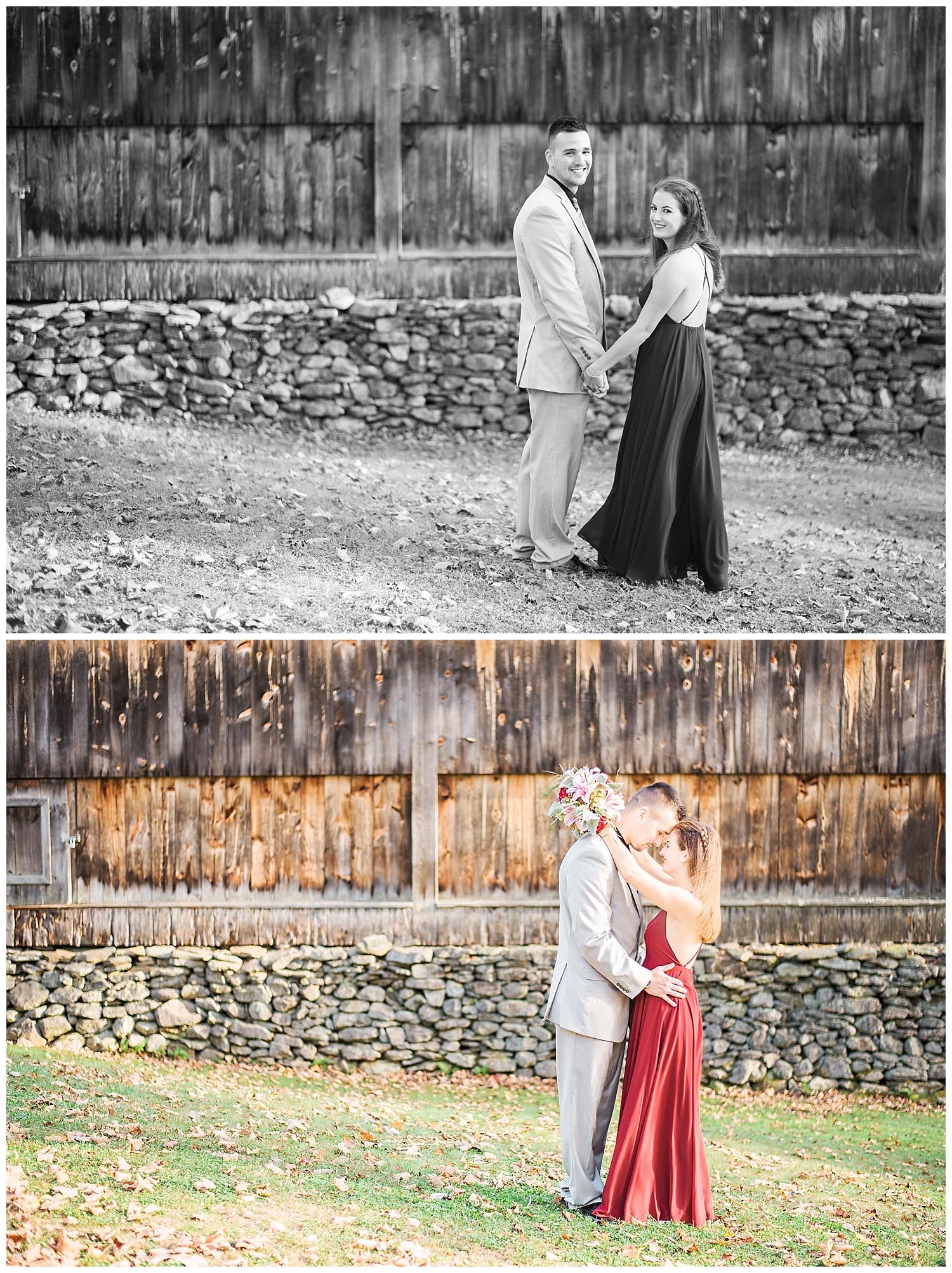 Massachusetts Engagement Photographer