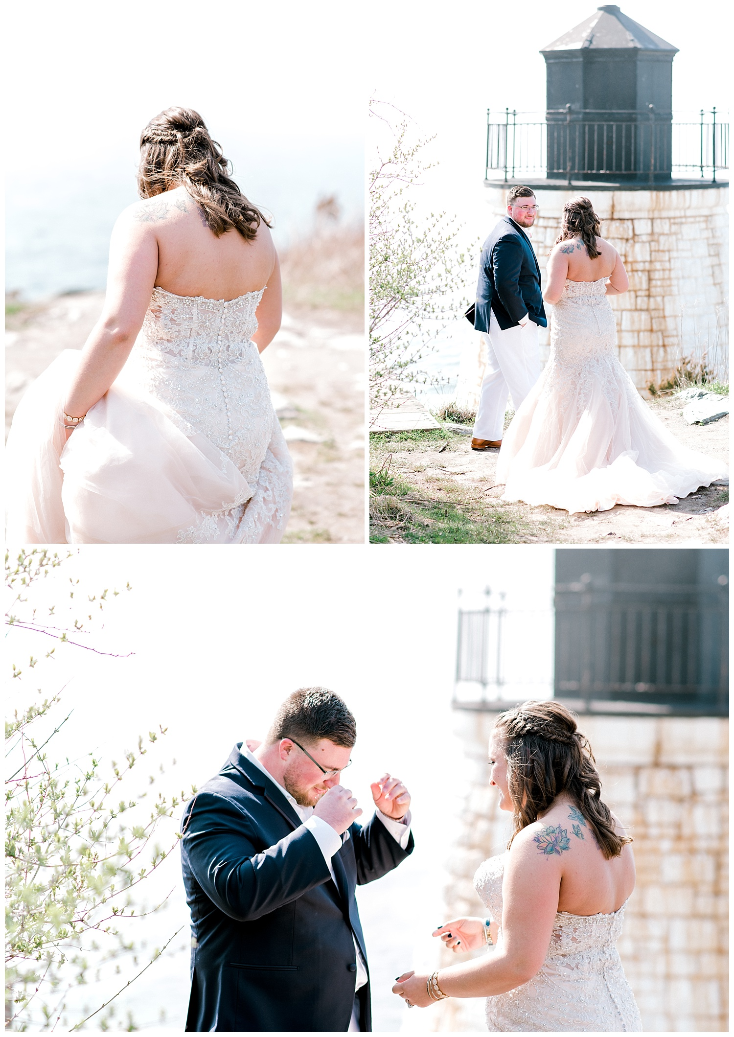 Newport RI Castle Hill Wedding Photographer