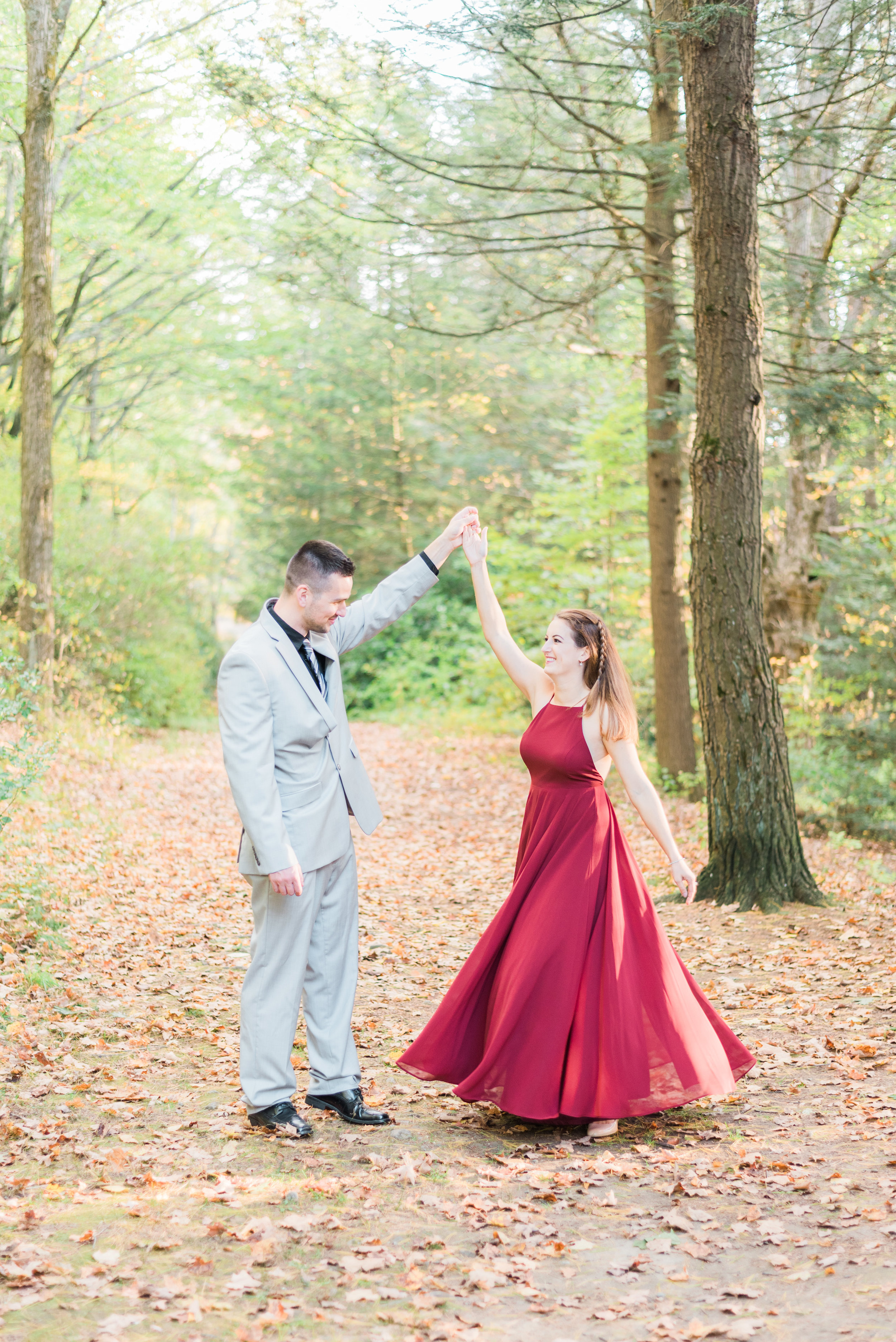 Moore State Park Engagement Fall Boston Engagement Photographer Alicia Ann Photographie.jpg