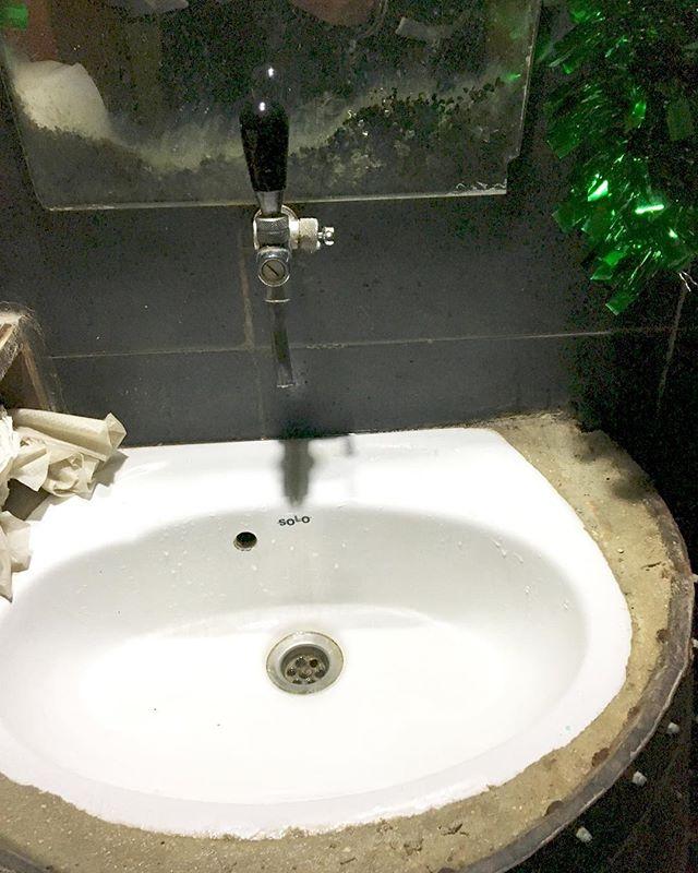 Da macht Hände waschen gleich doppelt Spaß! #cbfm #craftbeer #muenchen #craftbier #cbfm2019