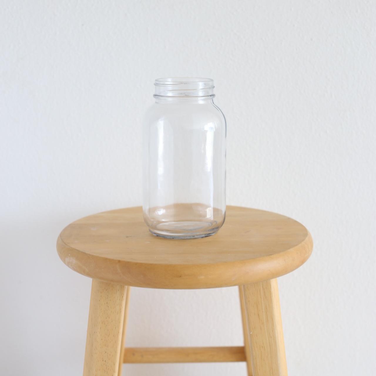 quart size mason jar