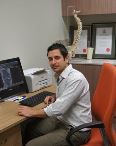 DR JAMES NICOLA