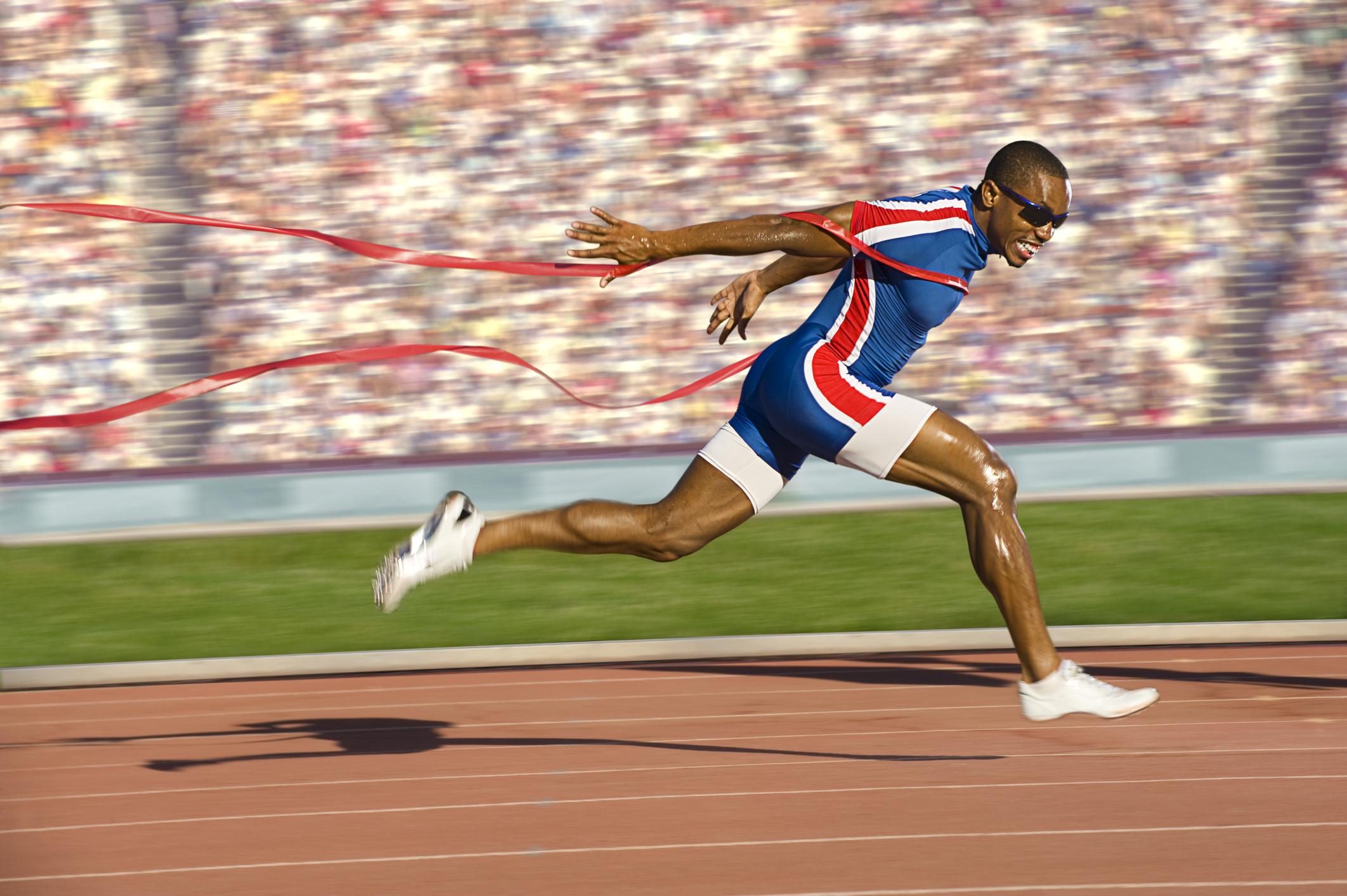 Sprinter Finish Line