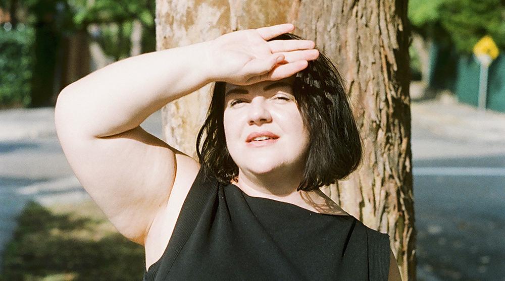 Poet Alison Whittaker. Photo by Jonno Revanche.