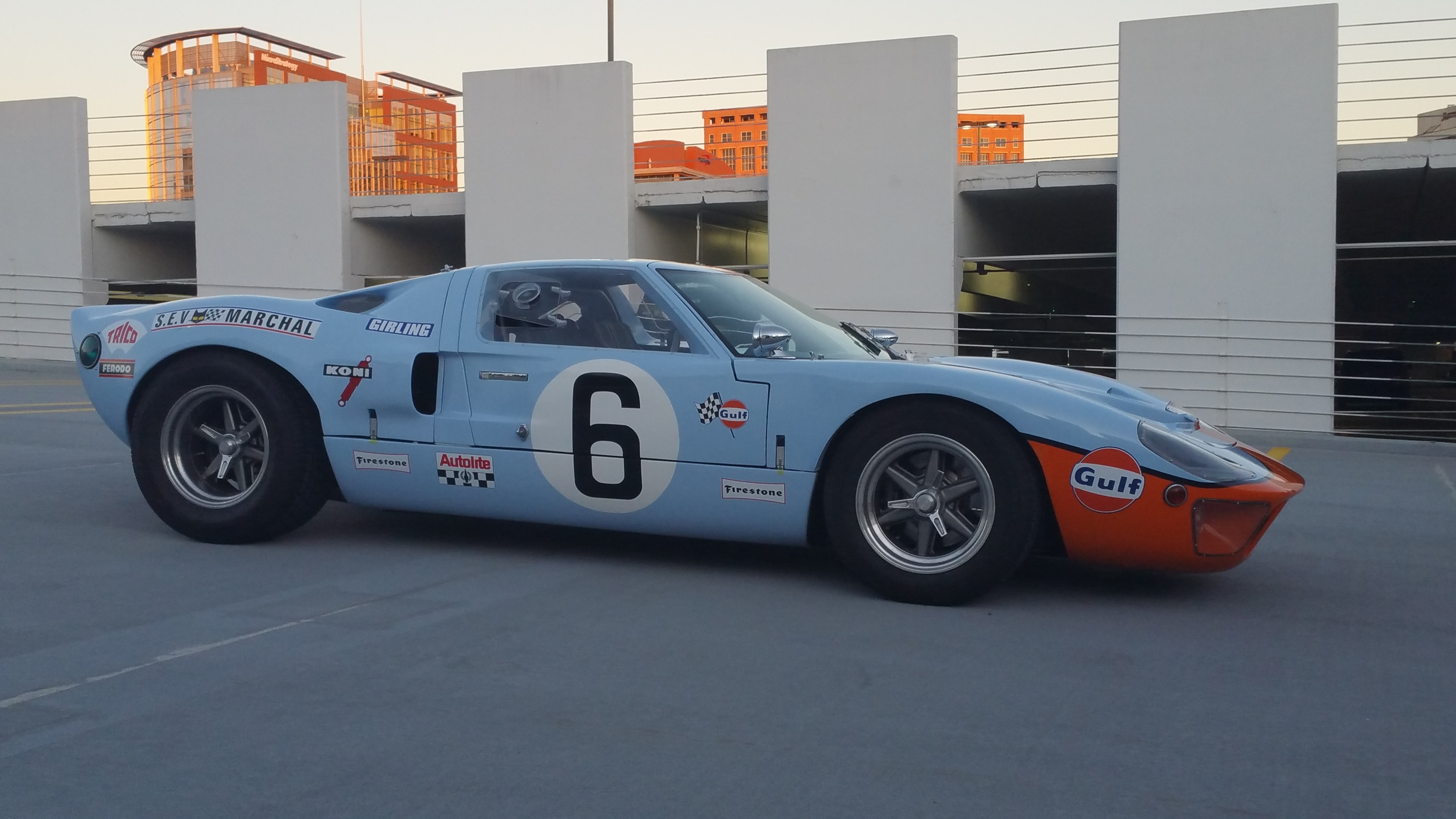Howard's GT40 MKI Replica 03