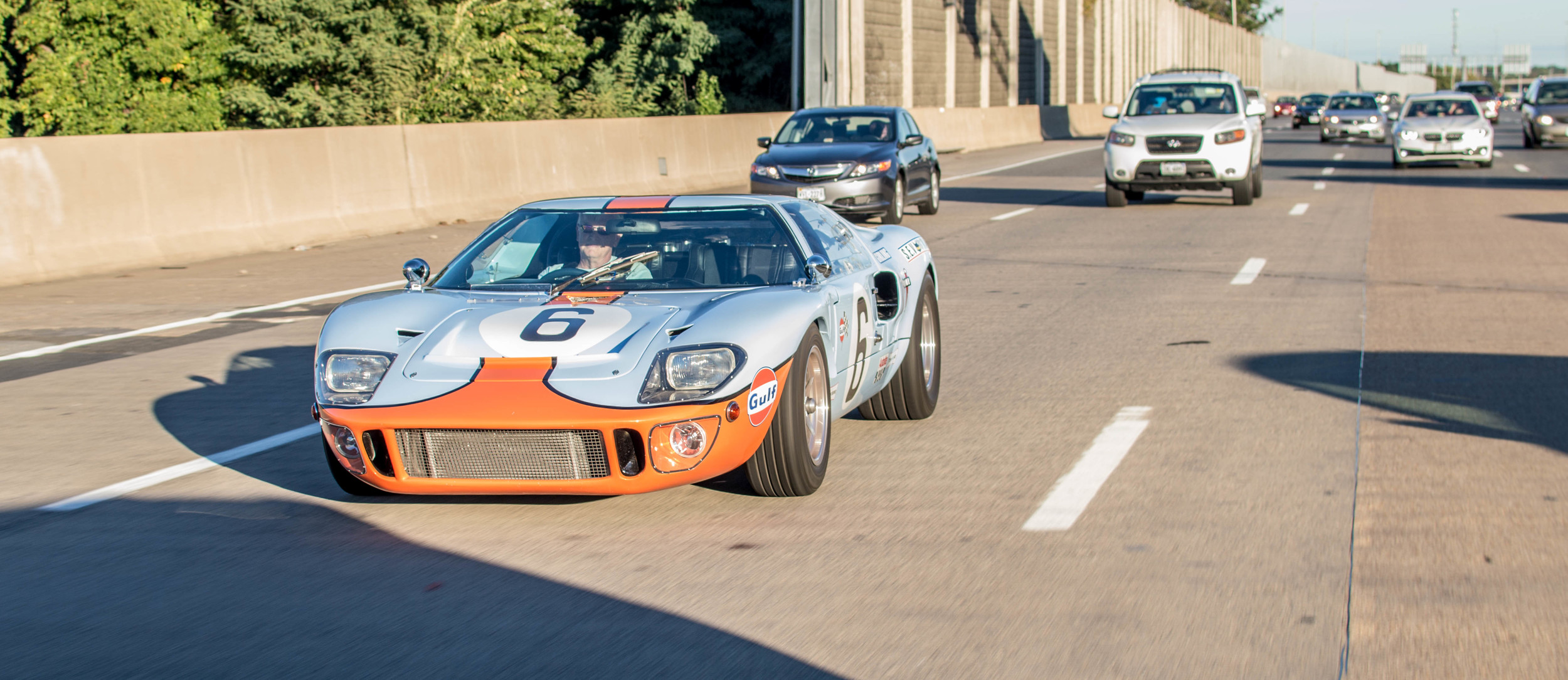 Howard's GT40 MKI Replica 18