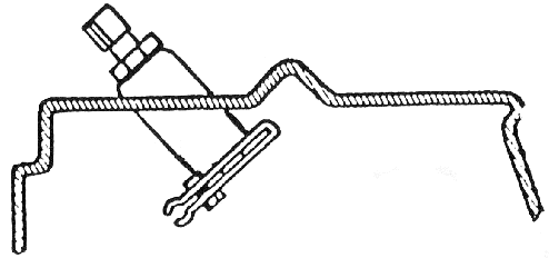 Wheelbox showing inner and outer spacer