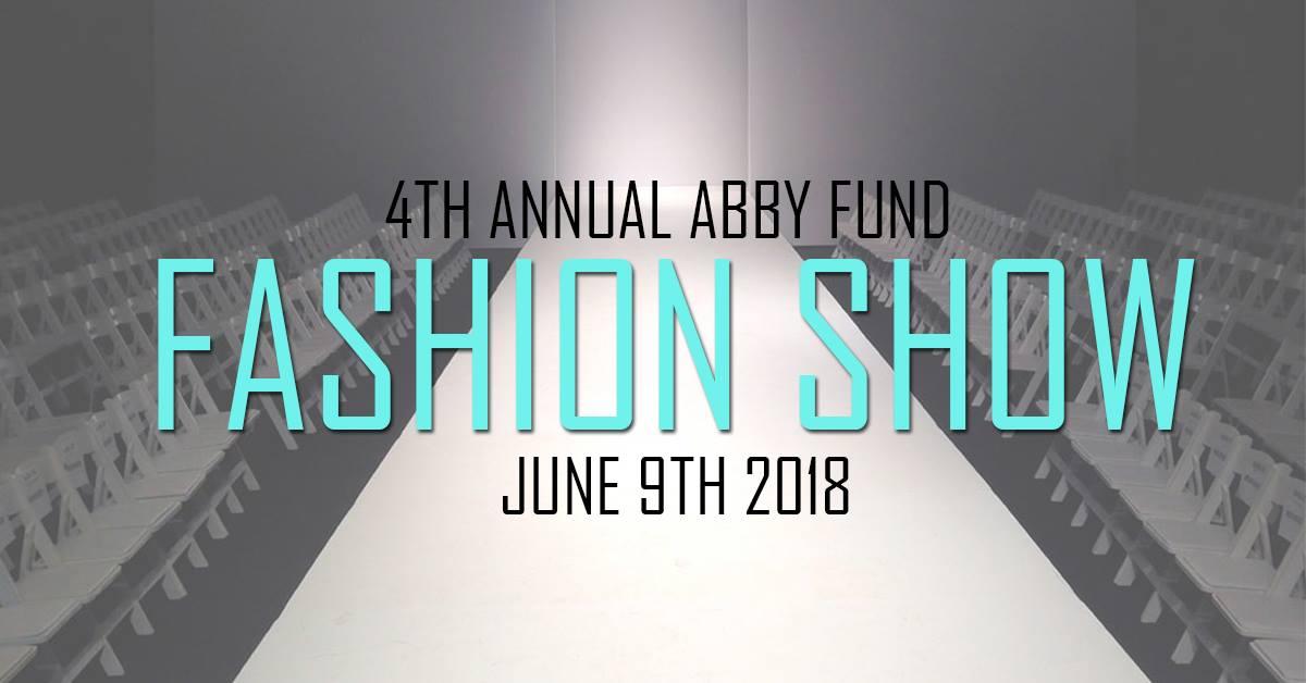 Abby Fund Fashion Show
