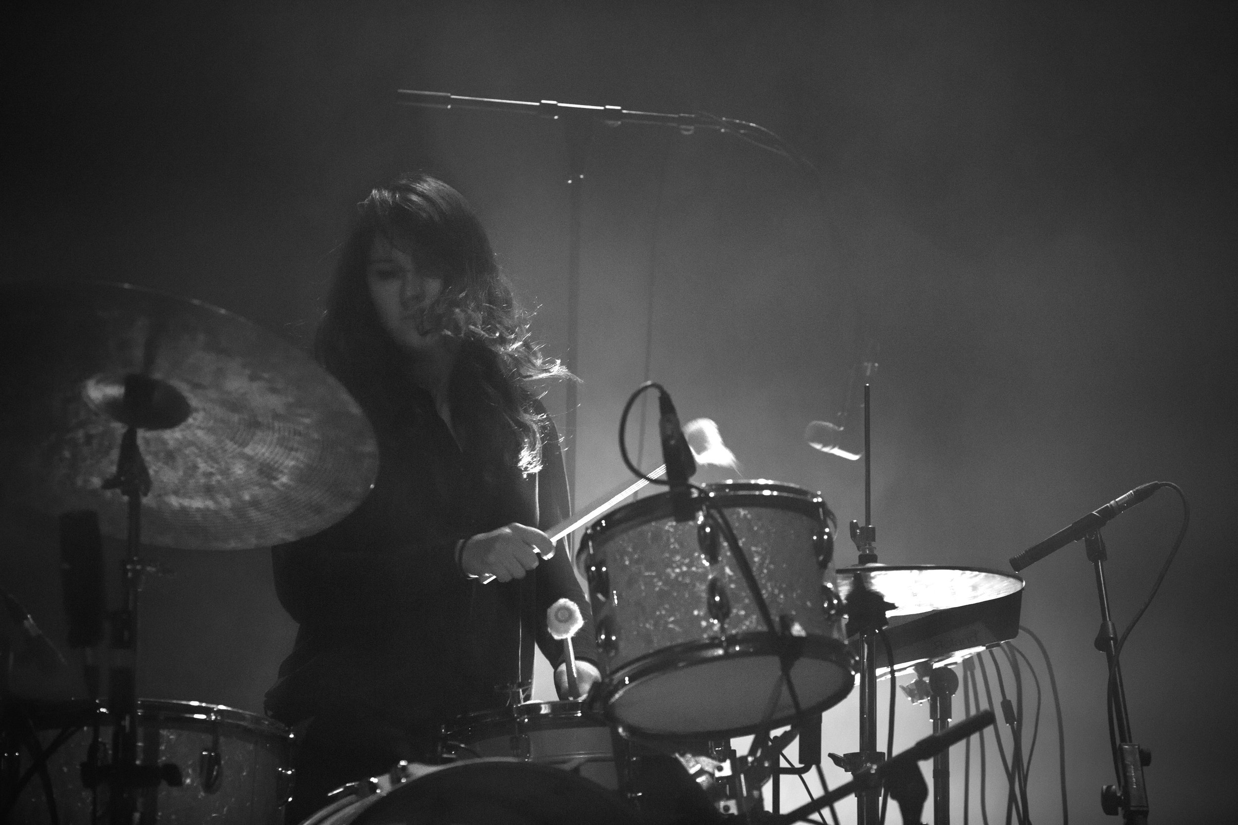 Warpaint - Stella Mozgawa