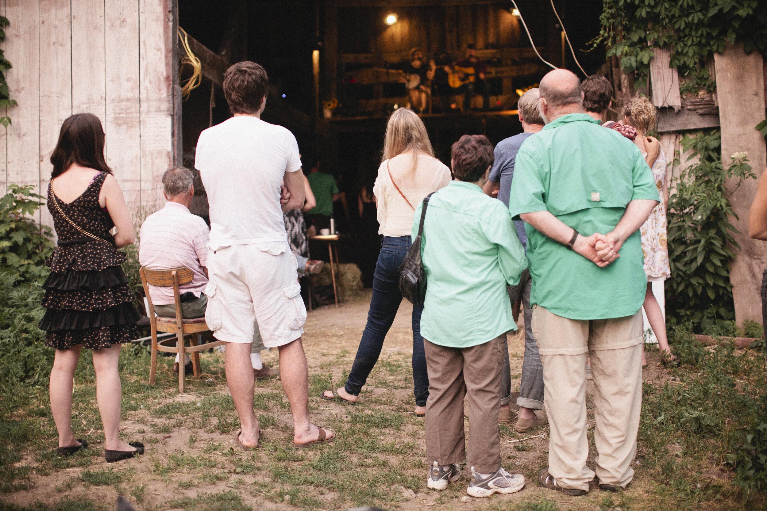 Feastival 2012 , Birdsong Farm