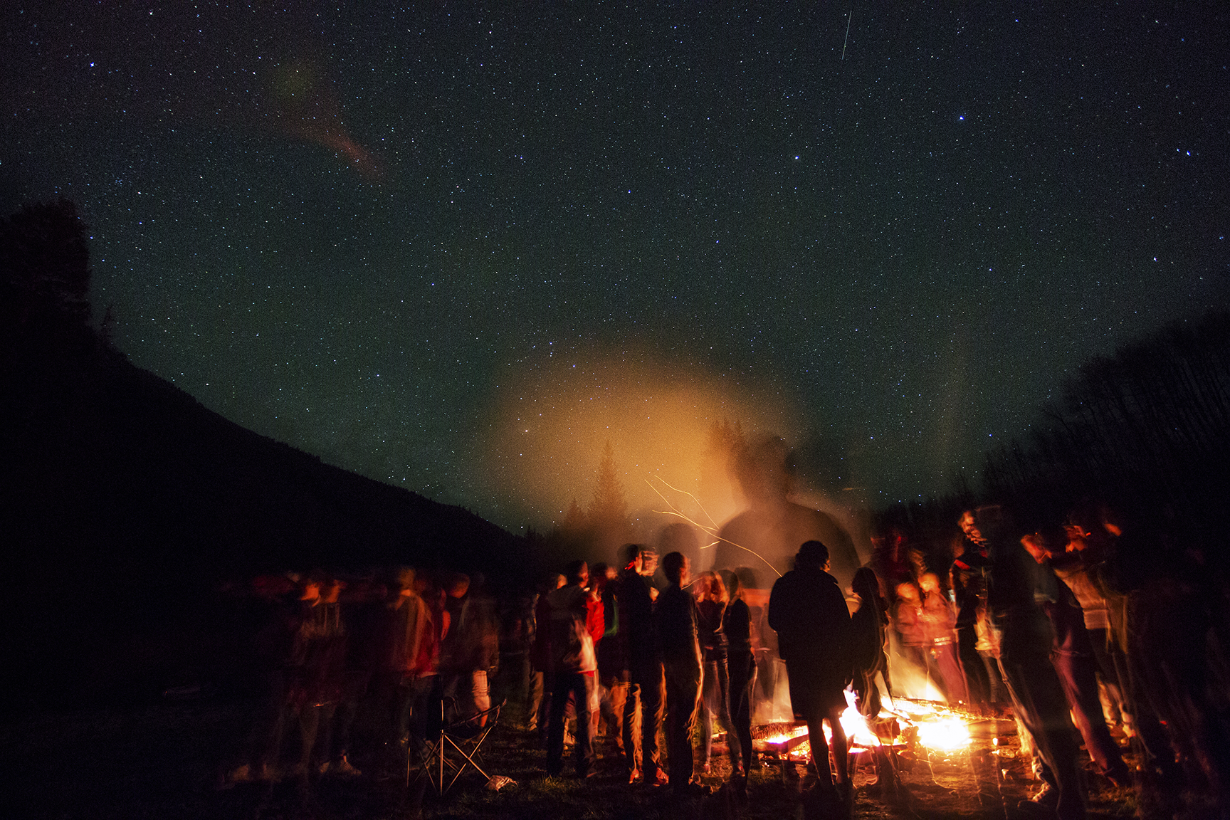 Fambul Tok's bonfire ceremonies provide a space to begin to address unhealed wounds of war