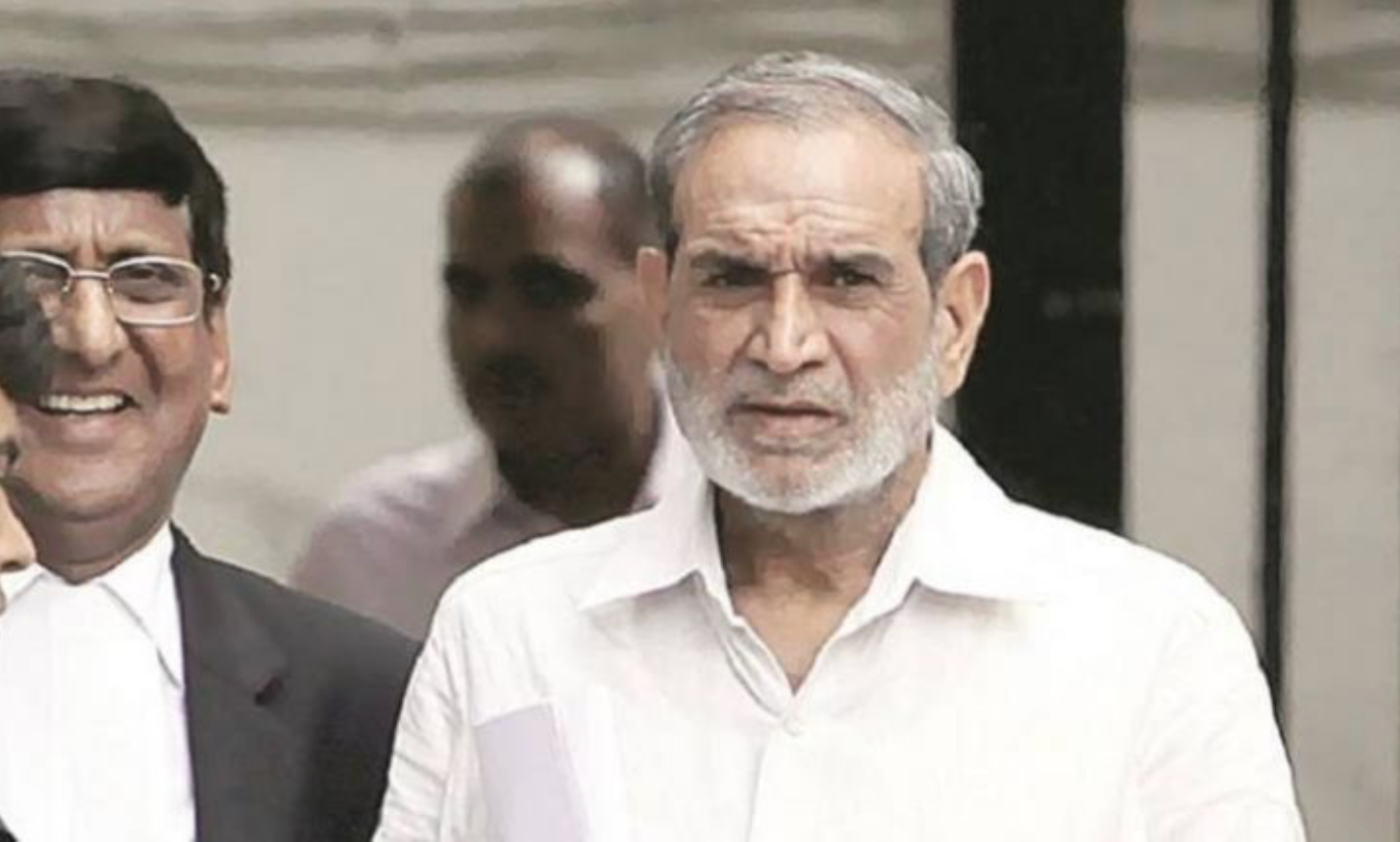 Sajjan Kumar, one of the main perpetrators of the Sikh genocide, gets sentenced to life in prison. Photo Credits:  PTI