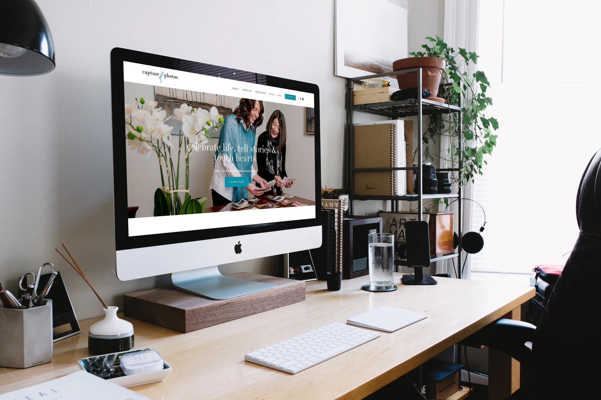 Capture Your Photos | Photo Organizing