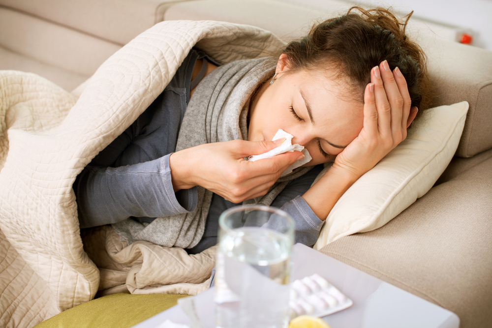 If this is you... it could be 'flu...