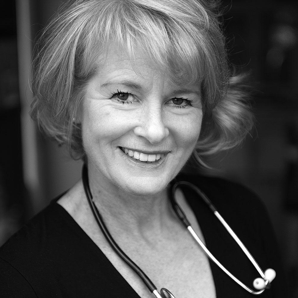 Dr Sally Louden - Menopause Specialist