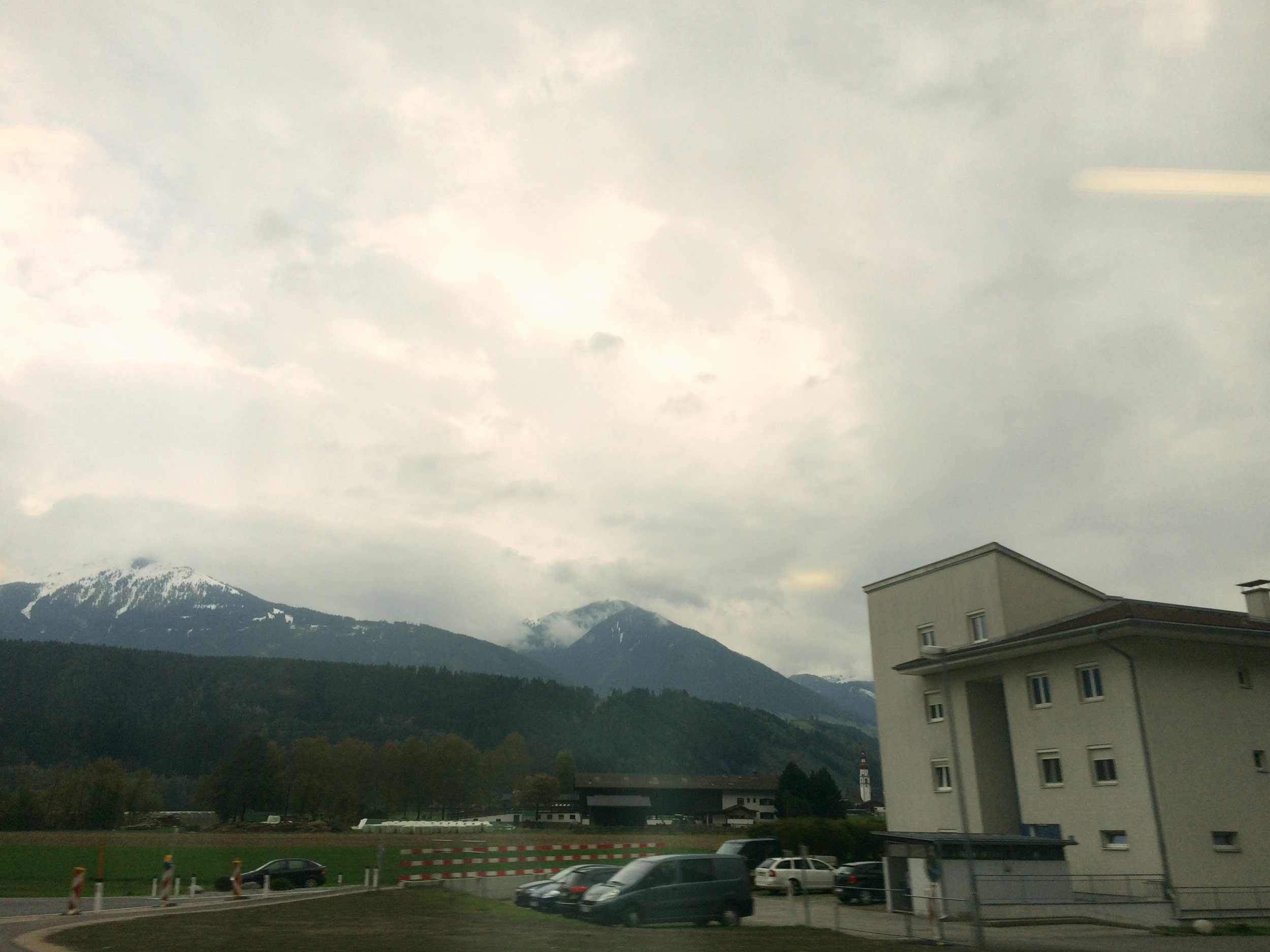 """More Alps. If you say """"Alps"""" a ton of times in a row, it sort of drives you insane. Alps alps alps alps alps alps...."""