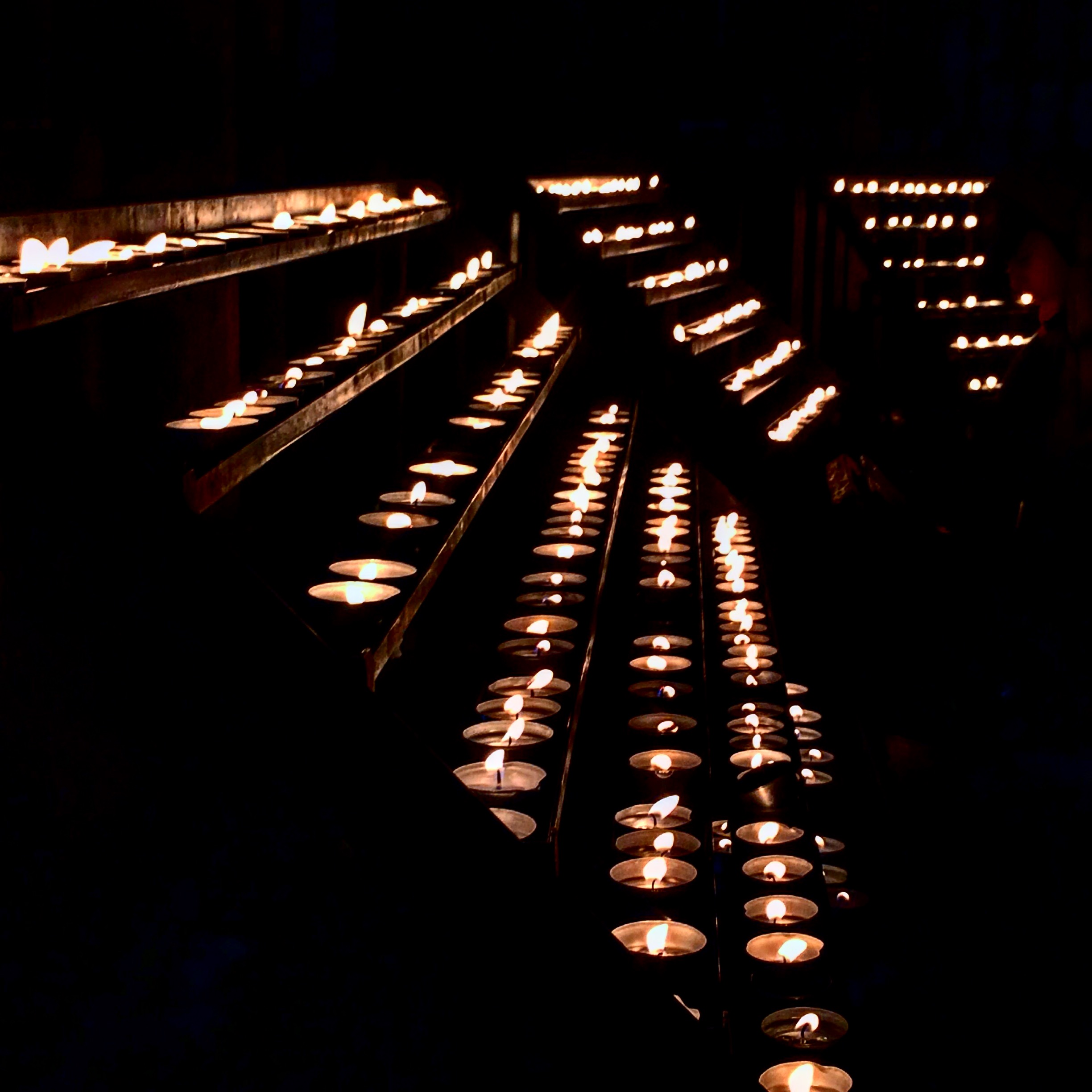 5,000 Candles In The Wind. (Little Sebastian, we miss you every day.)