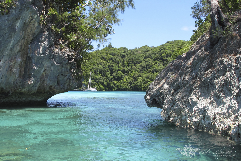 Exploring the amazing Snorkeling around Ulong Island.