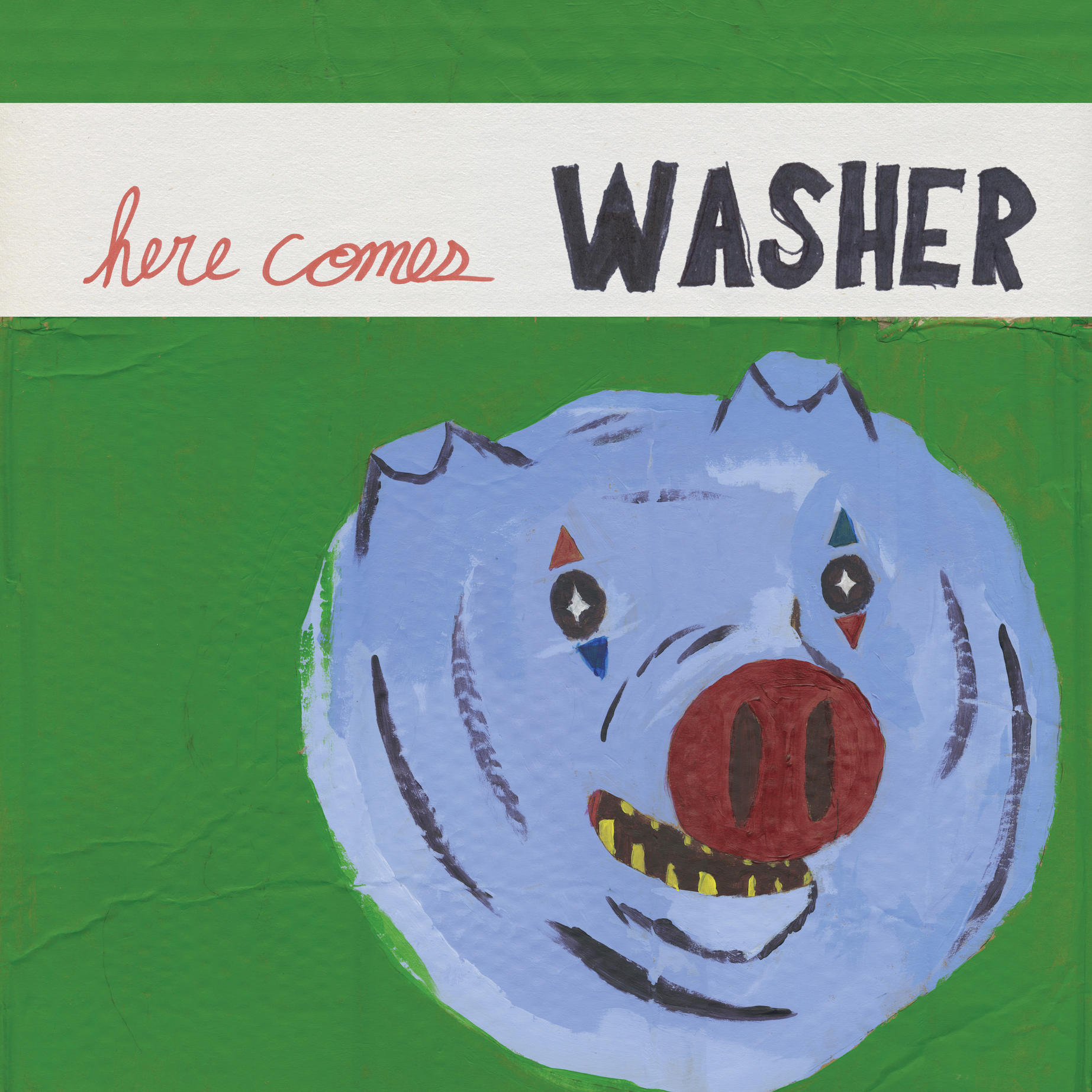 """11. Washer 