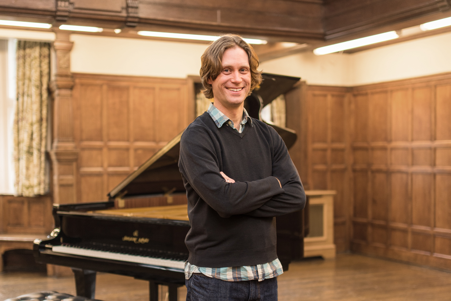 Music Theory with Benjamin Rous