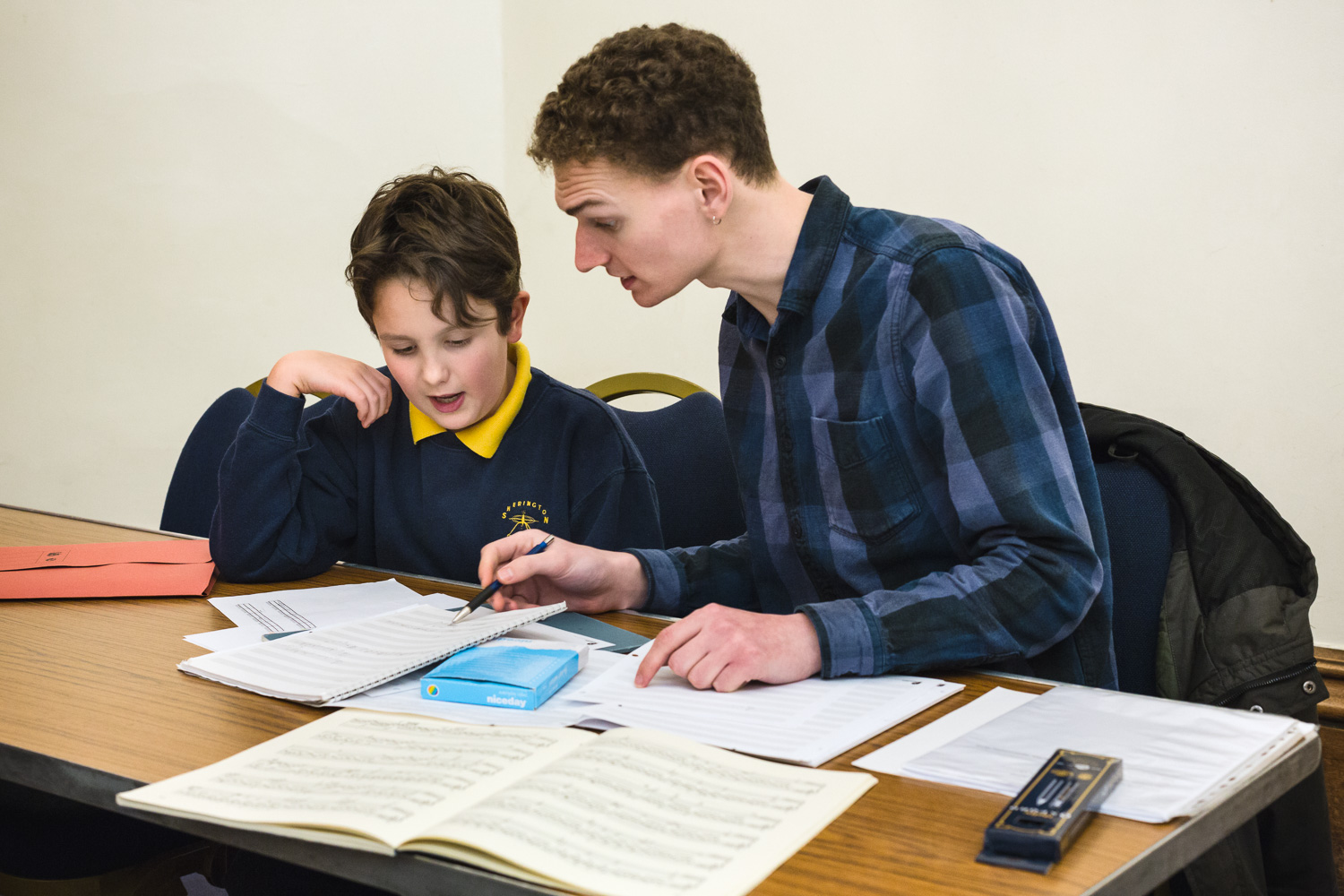 Learn all the music theory necessary for exams through creative and practical music-making: composing!    Find out more .   For ages 8-15.
