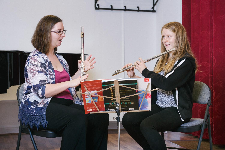 Greenwich Music School at Vanbrugh Studio