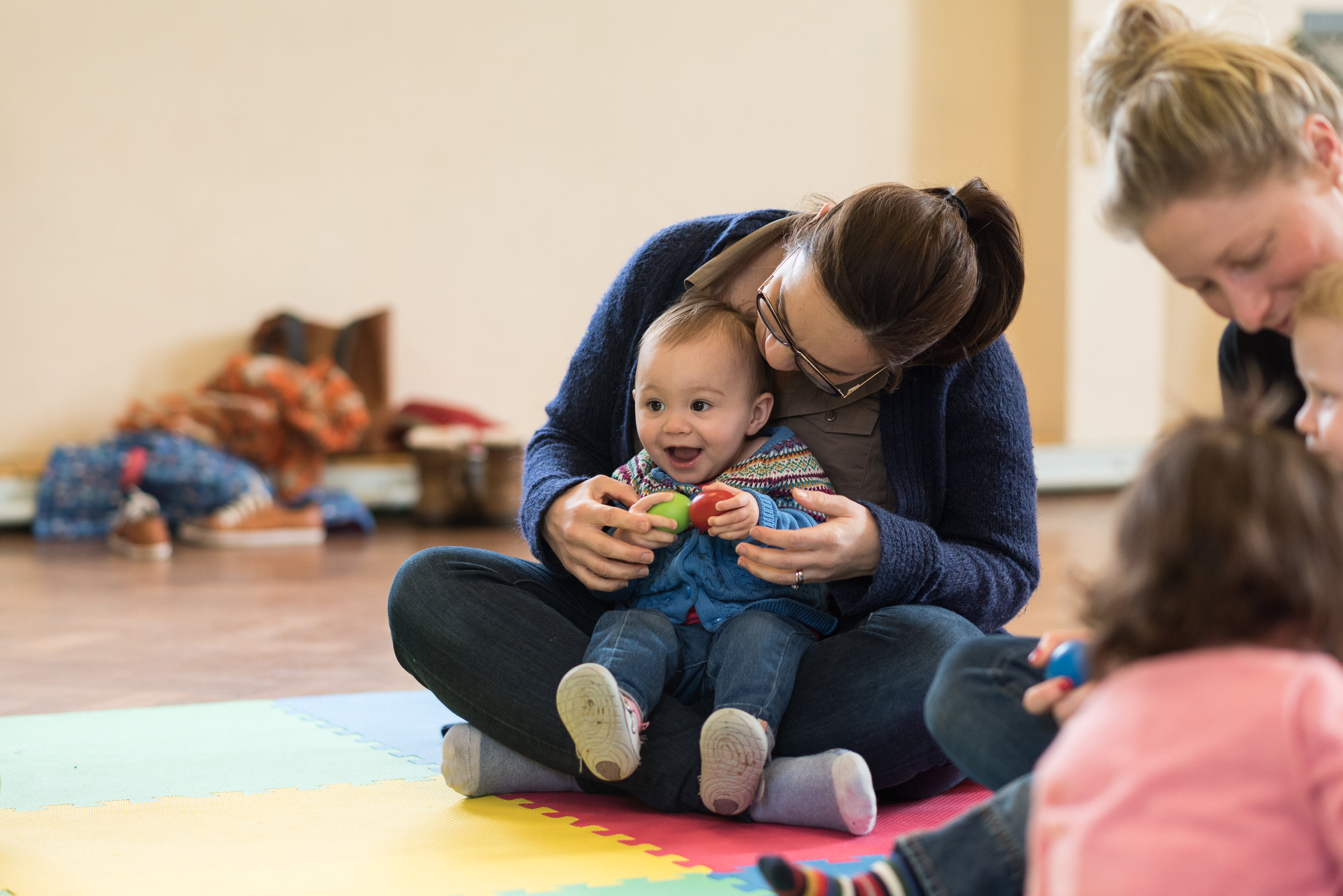 Our classes - Children love coming to make music at Greenwich Early Years Music!Each session is part of carefully designed curriculum which allows children to develop musical awareness, creativity and ability.