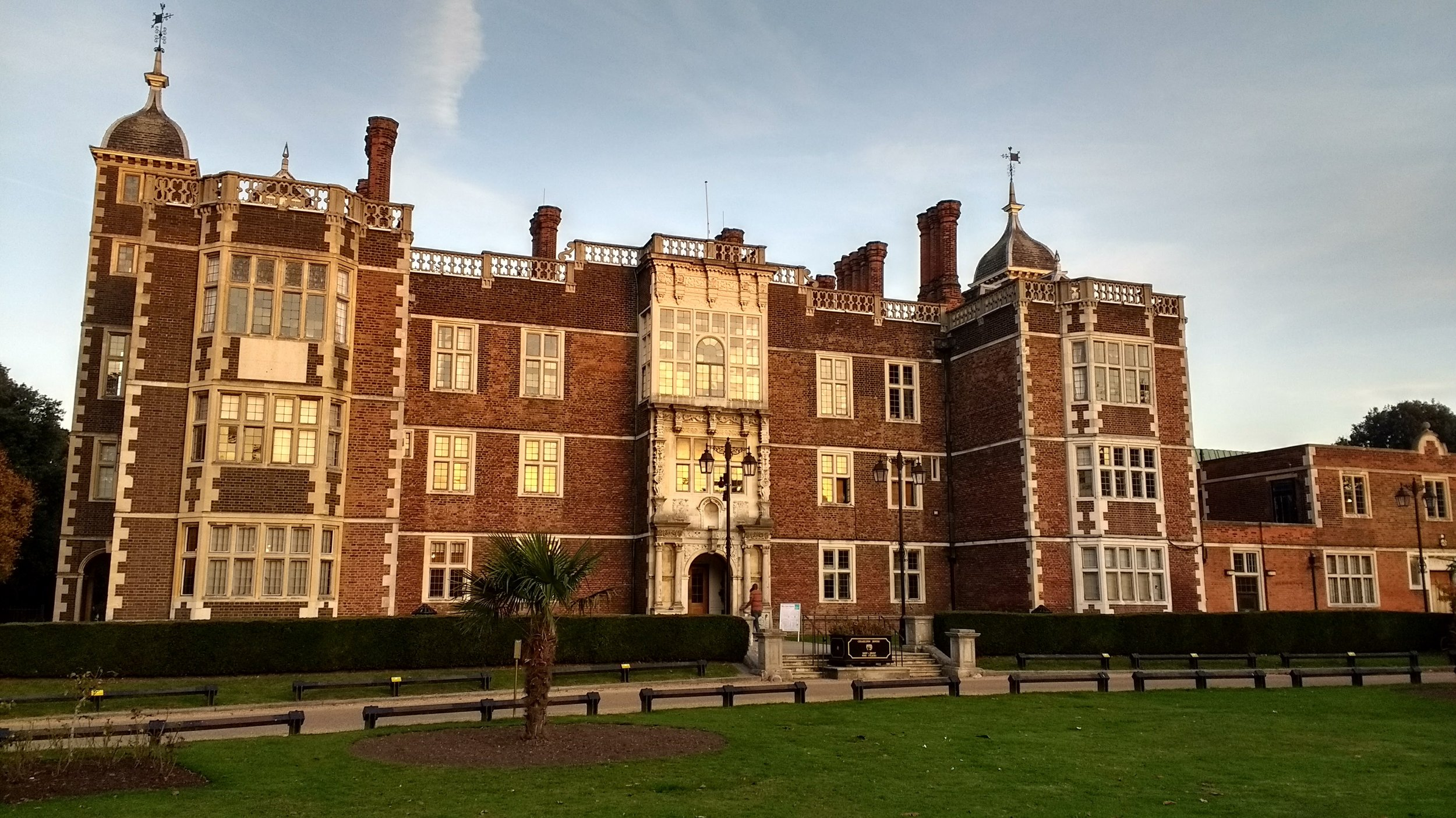 Charlton House - Charlton House is a 400-year manor house, described as
