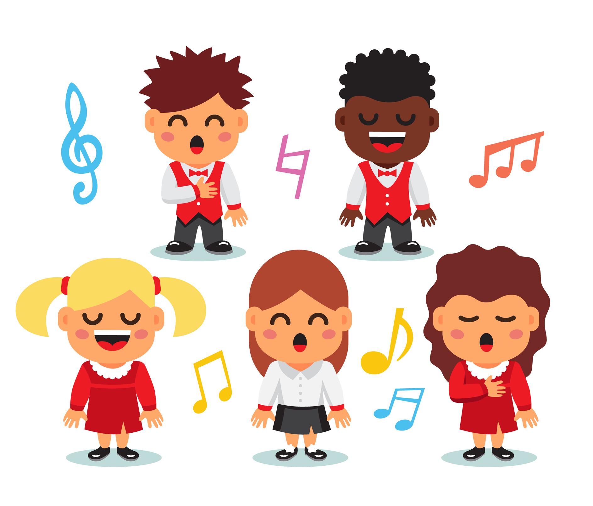 #3 – We sing!
