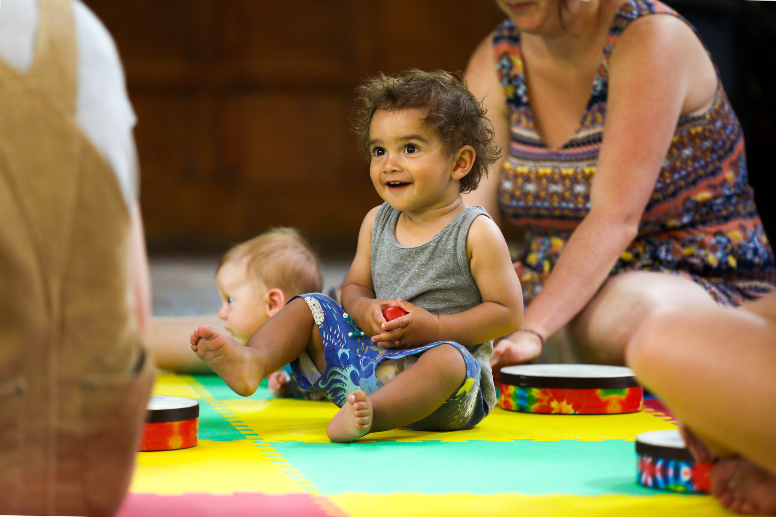 Greenwich Early Years Music classes