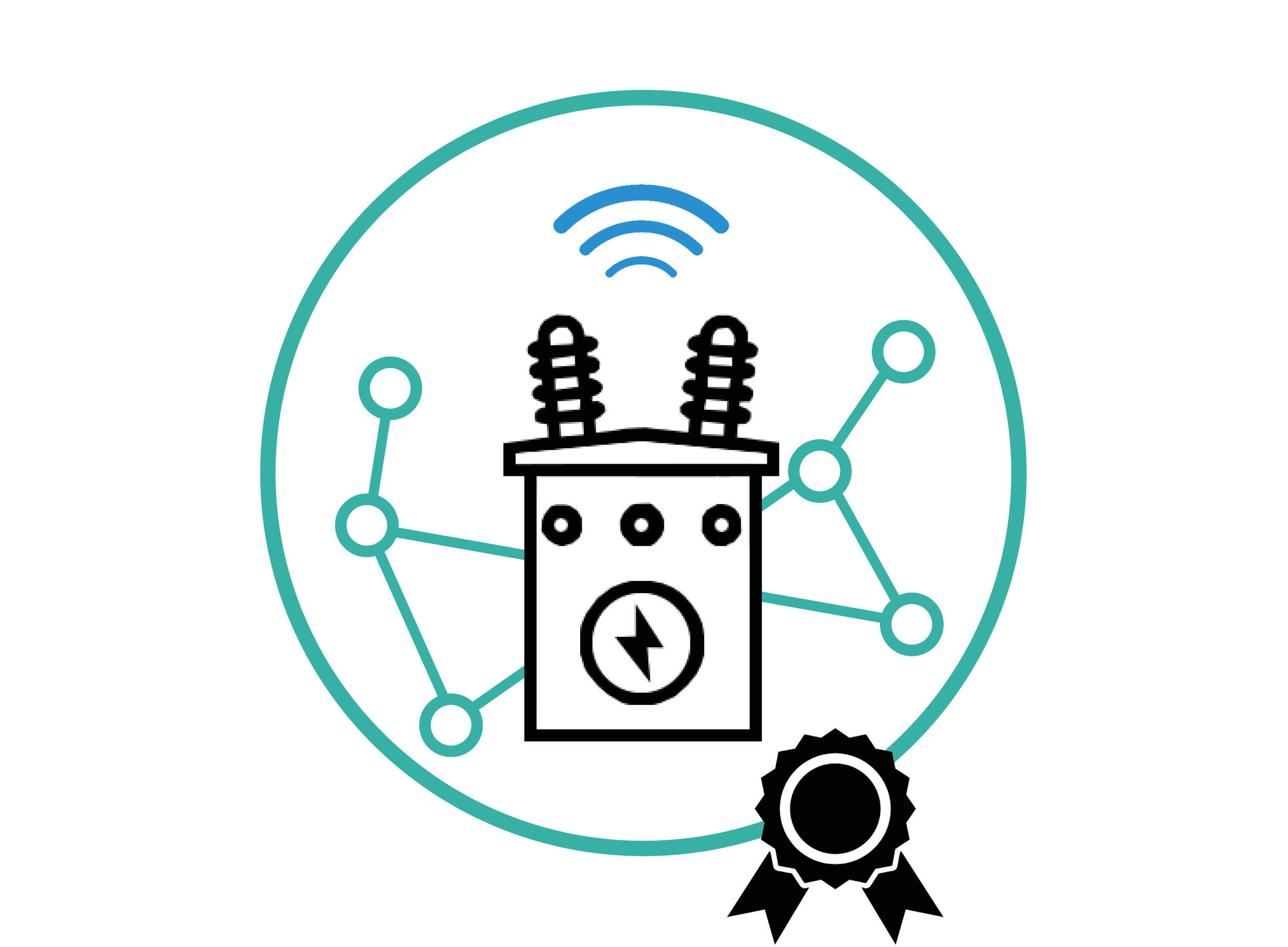 """Convention d'Open-Innovation DRIM'in Saclay 2016       Kalima Systems won the Jury's """"Coup de Cœur"""" : prize awarder in acknowledging Kalima's solution for ENEDIS Smart High voltage stations."""