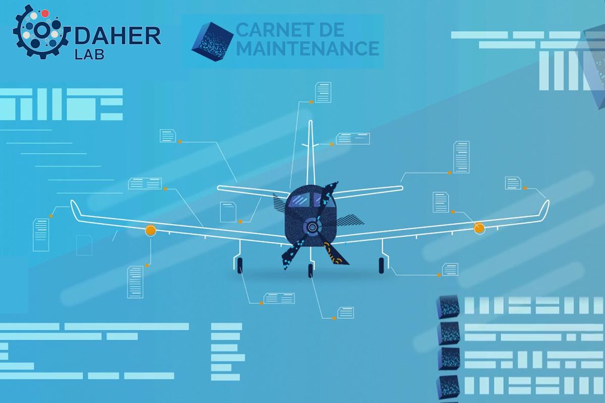 -- innovative POC with   DAHER   --