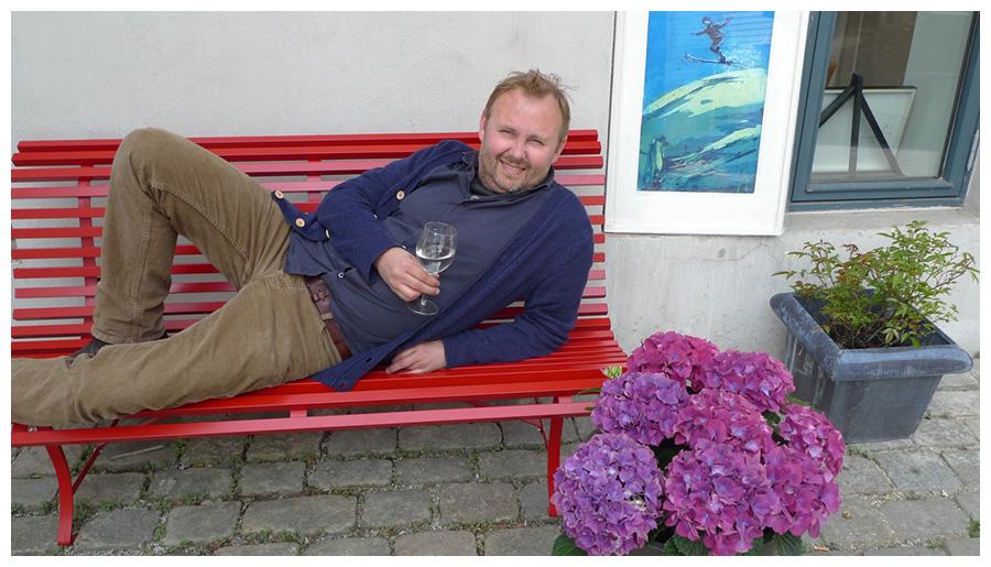 Kristian Finborud -
