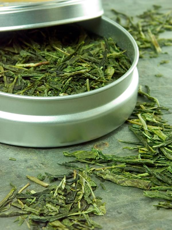 Rub me tender spices green tea