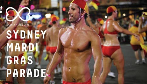 Sydney Pride poster