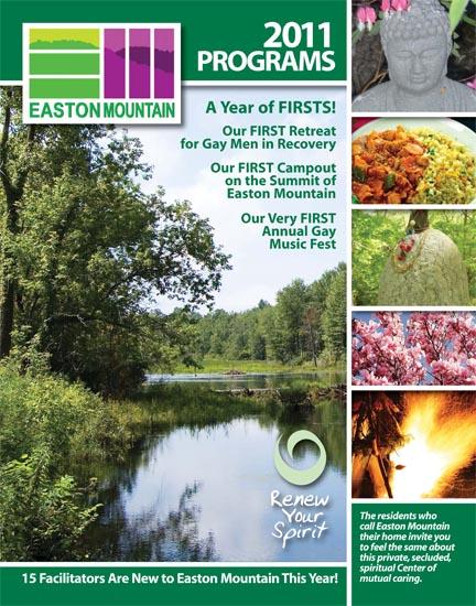 2011 Catalog Cover
