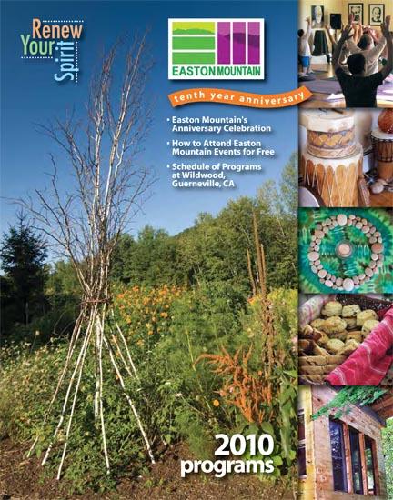 2010 Catalog Cover