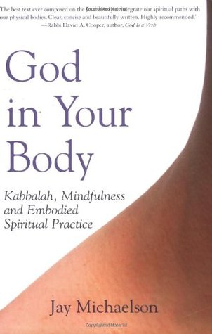 God in Your Body by Jay Michaelson bookcover
