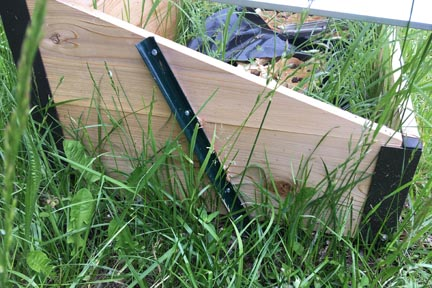 Staked Cold Frame