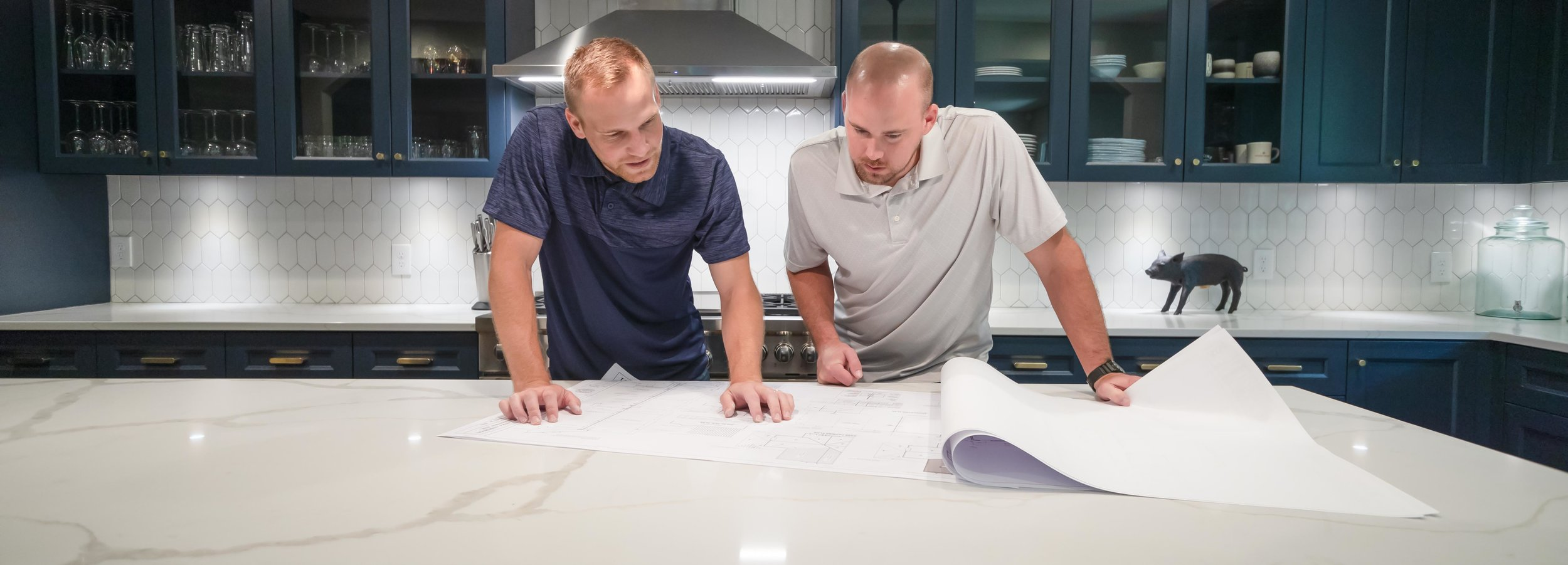 Contractors should go through a detailed review of the space