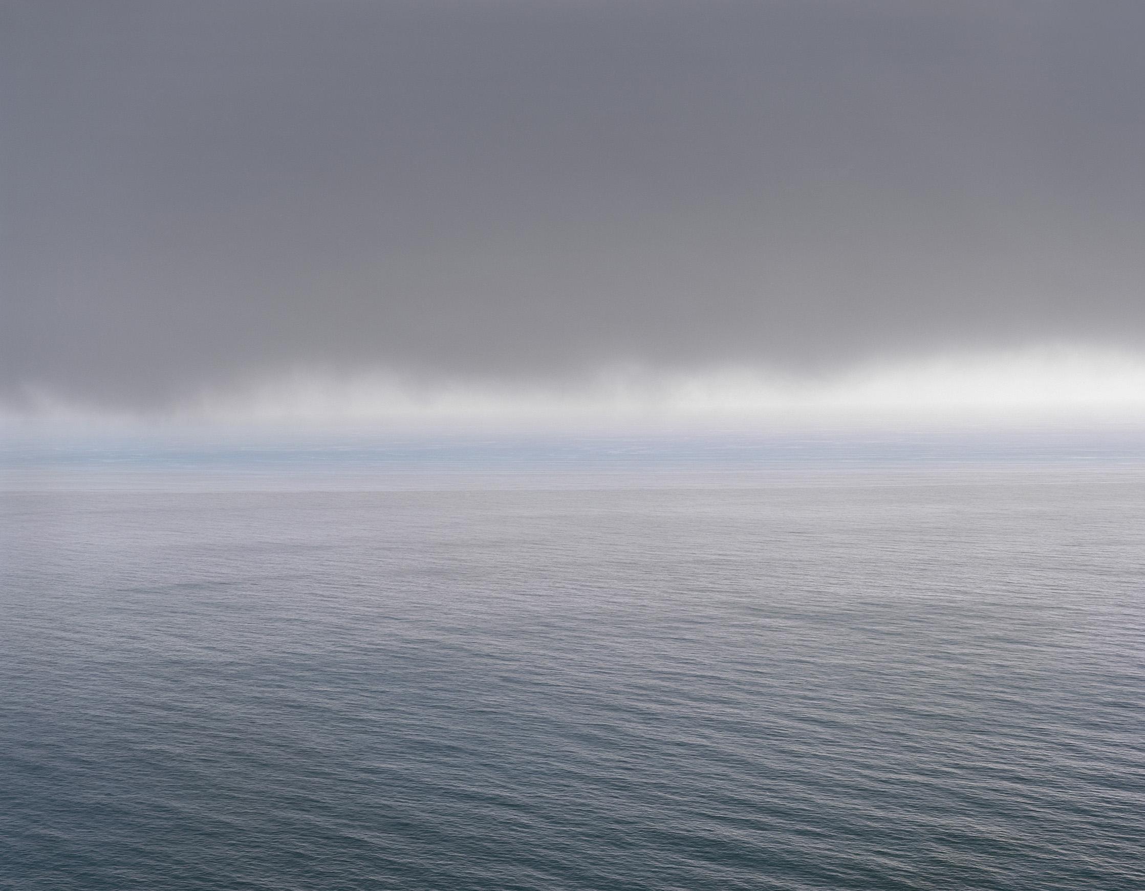 Toward The Pacific Ocean, California