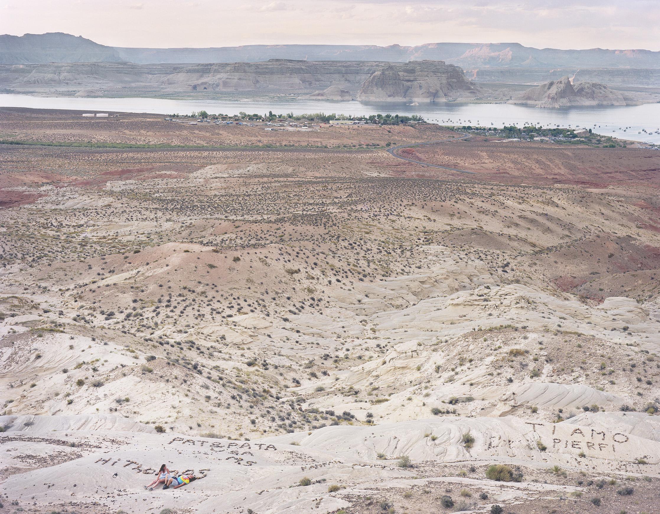 Toward Big Water, Utah