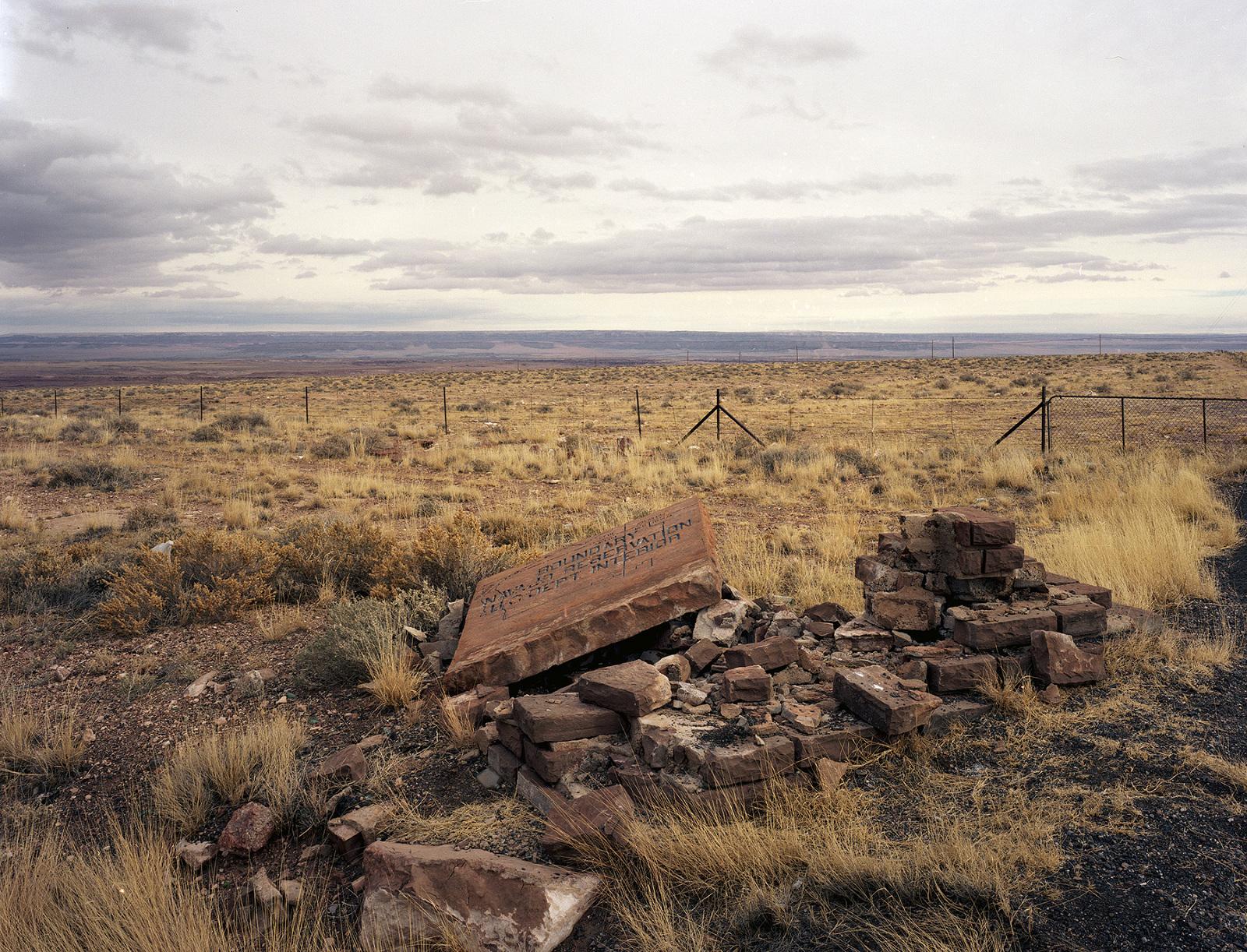 Near Shiprock, New Mexico
