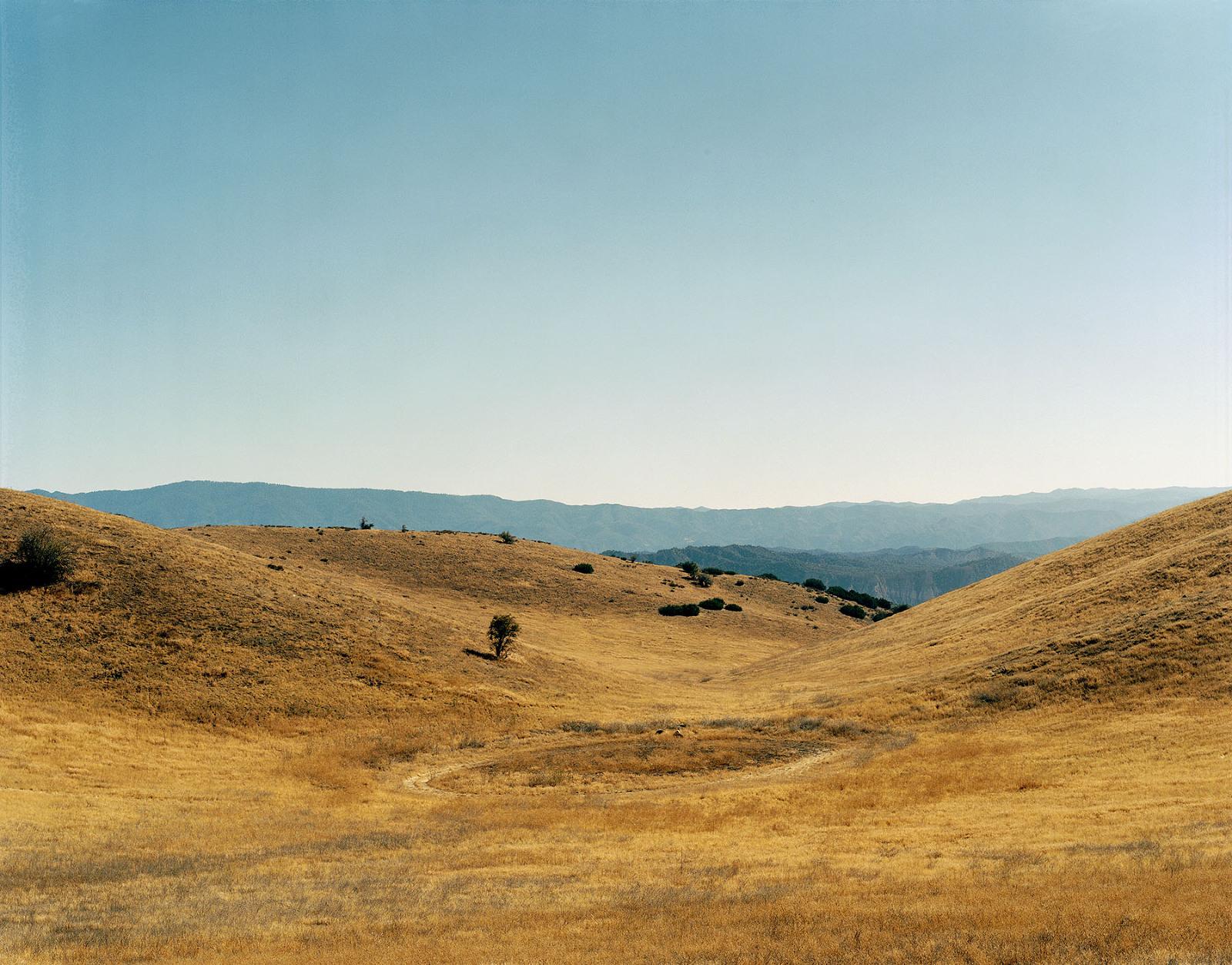 Near San Bernadino, California