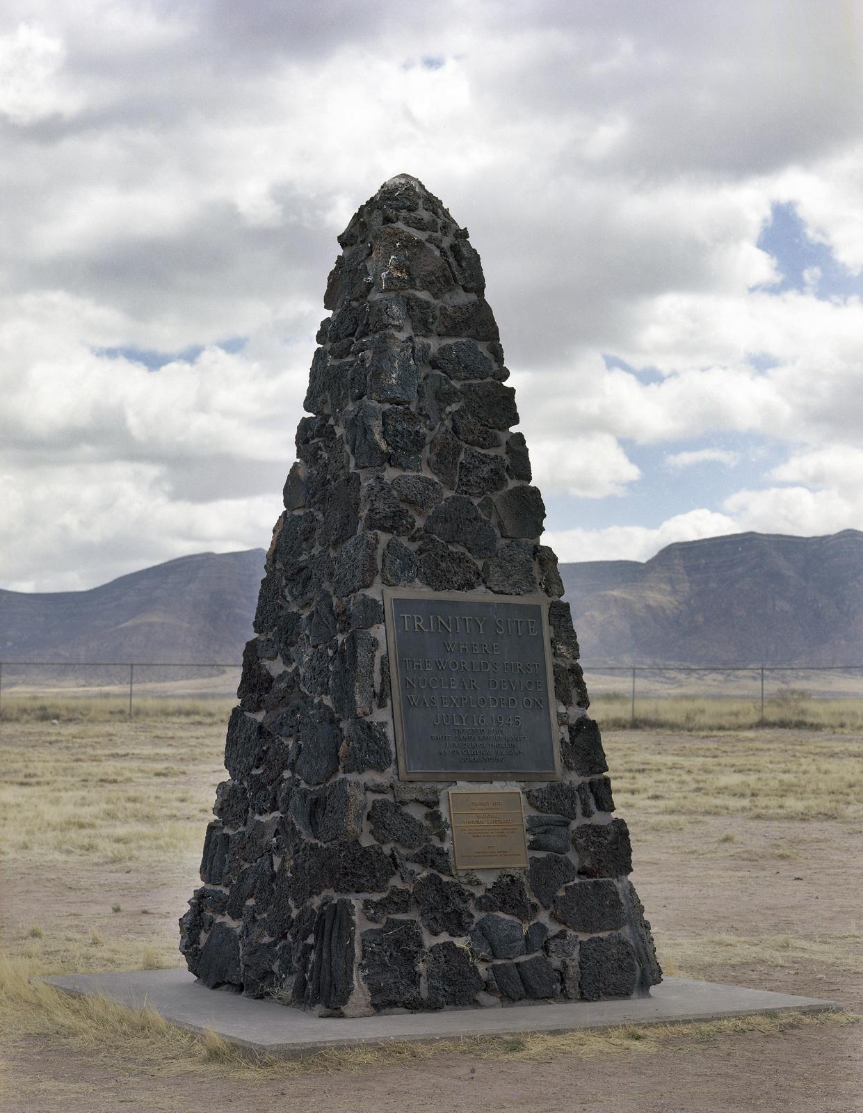 Trinity Site, New Mexico