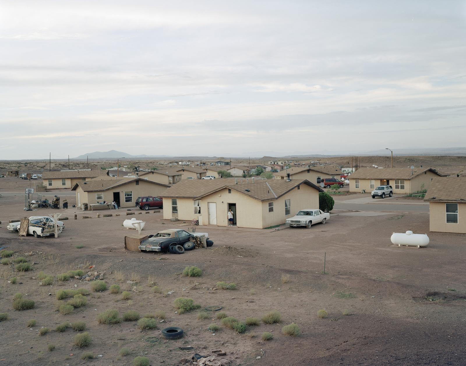 Near Crowne Point, Arizona