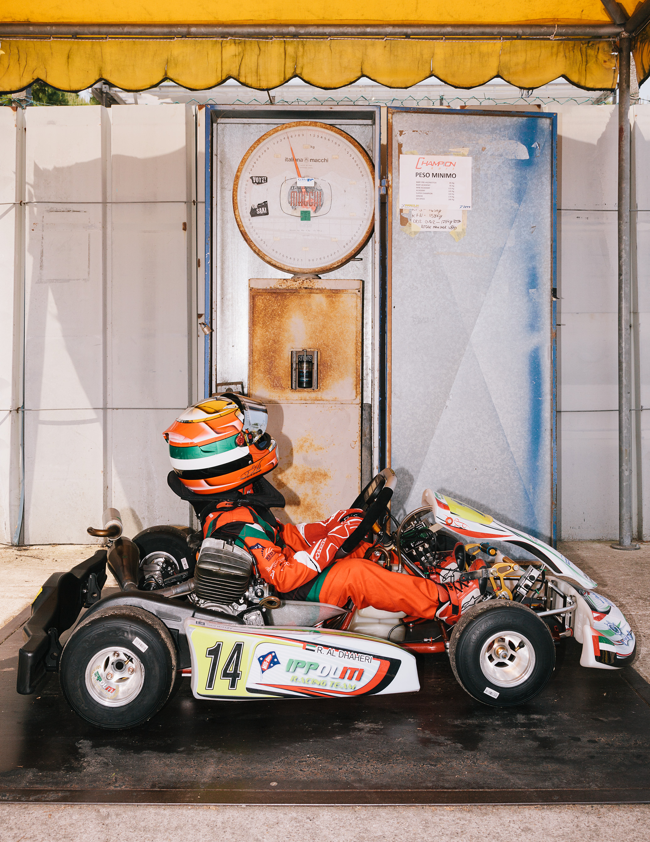 Boy Racer - When Rashid Al Dhaheri was four years old, he decided that he wanted to become a professional racing driver. Now, at the age of seven, he's driving in the right direction.Winkreative London + Lexus Int'l.Produced in Abu Dhabi, UAE & Jesolo, IT