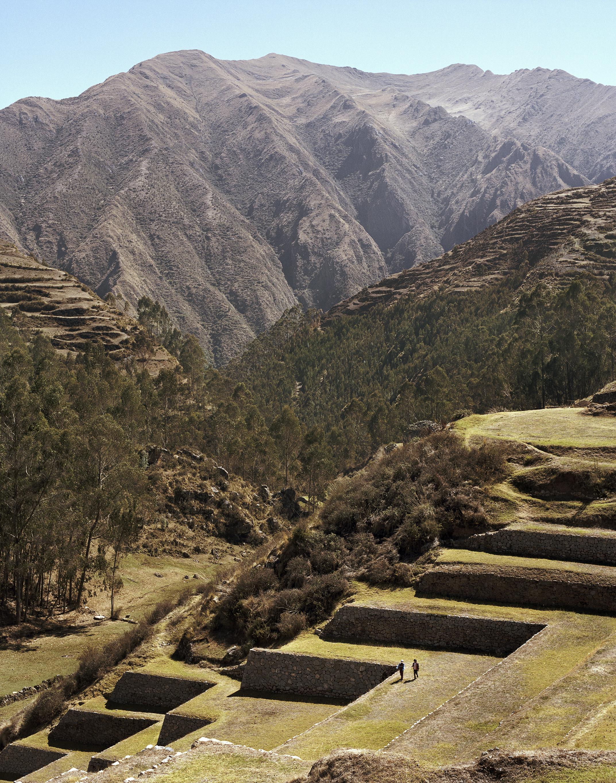 Cuzco, Peru: - A Boom Town Machu Picchu BuiltTravel & LeisureStory by Andrew McCarthy