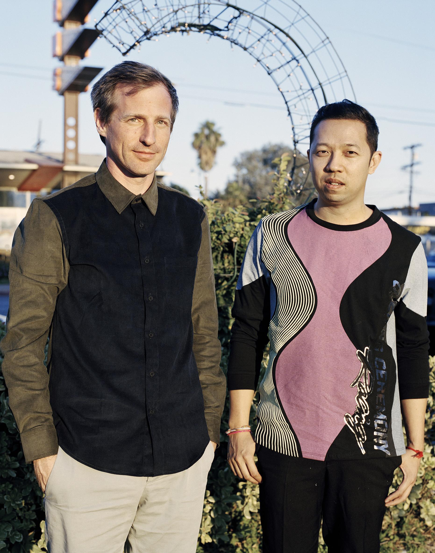 Spike Jonze & Humberto Leon - WSJ. Magazine